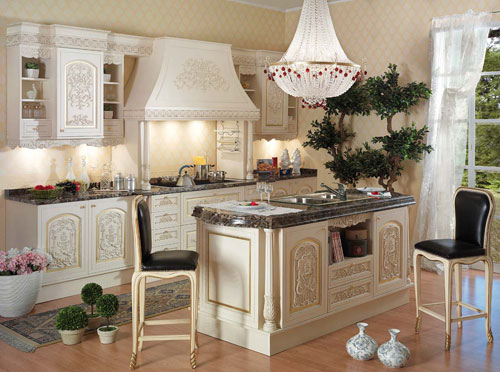 Casas estilo romantico