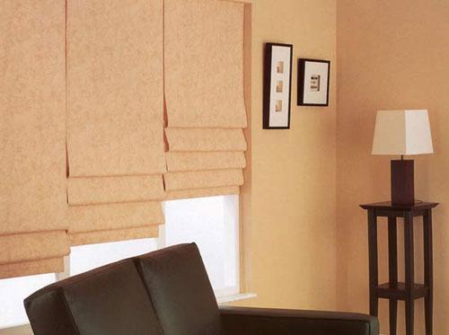 Что такое двойные римские шторы