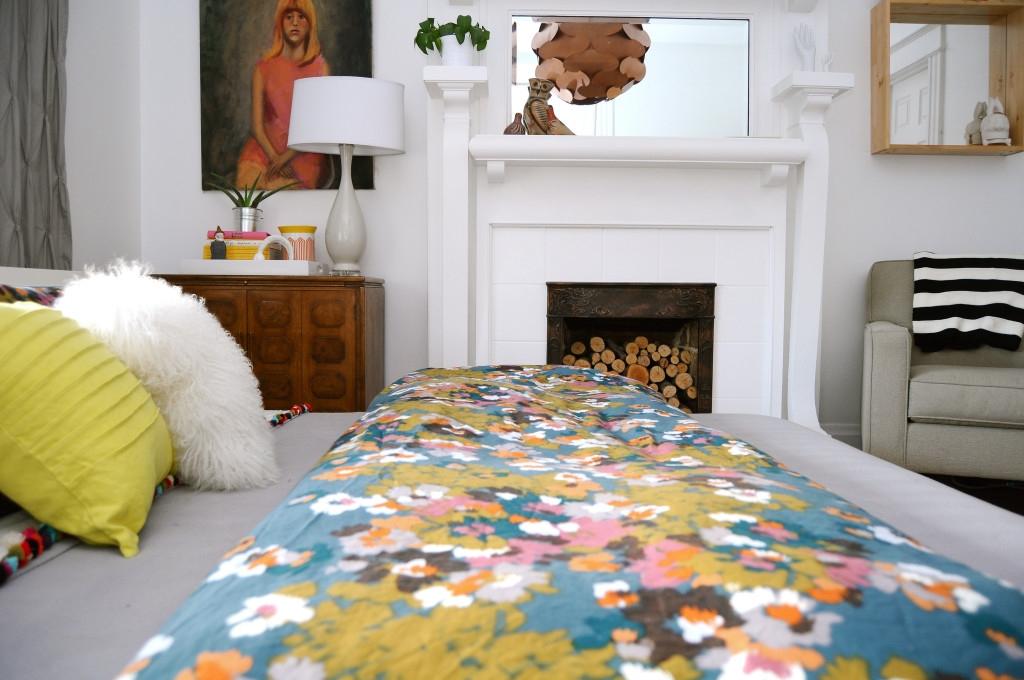 Мебель для спальни в стиле эко