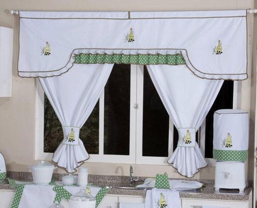 Гардины шторы для маленькой кухни