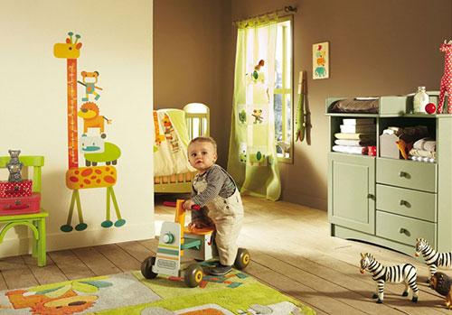 Как выбрать шторы в детскую для мальчика