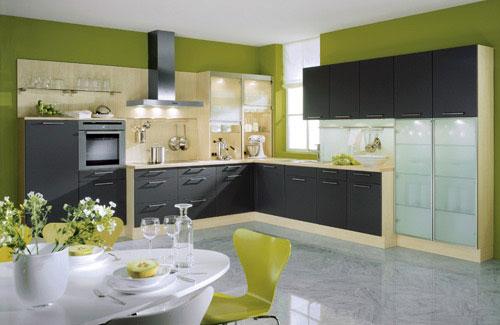 Краска для стен на кухне
