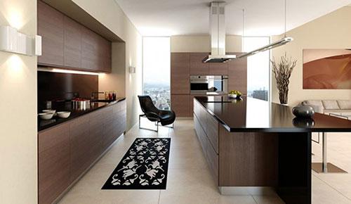Colourful Luxury Kitchen design ideas  Kitchen Color