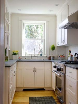 Планировка кухни 6 кв. м