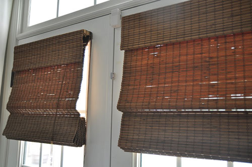 Производство бамбуковых штор