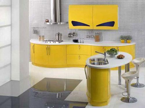 Решения для интерьера кухни