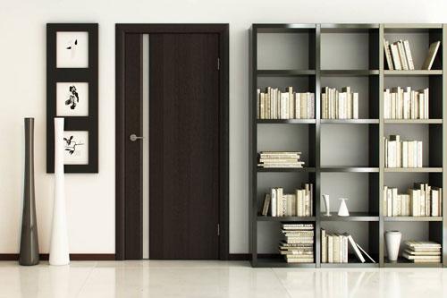 Сочетание цвета межкомнатных дверей с мебелью