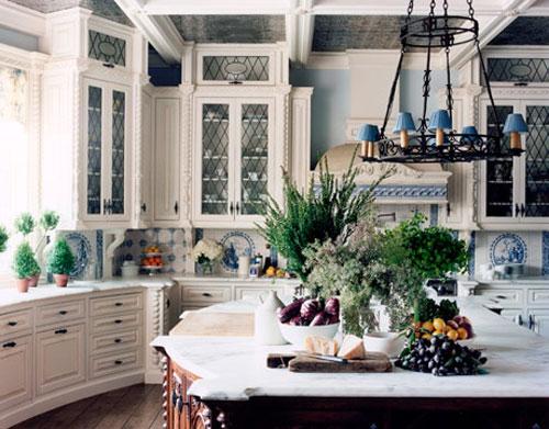 Какую люстру  на кухню фото