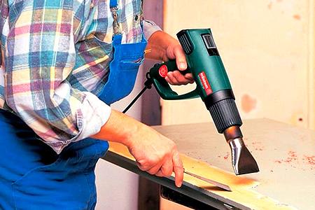 Как подобрать строительный фен
