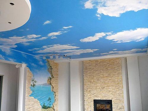 Ремонт потолка своими руками фото советы для ванной