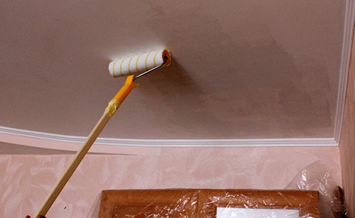 Подготовка поверхности к окраске