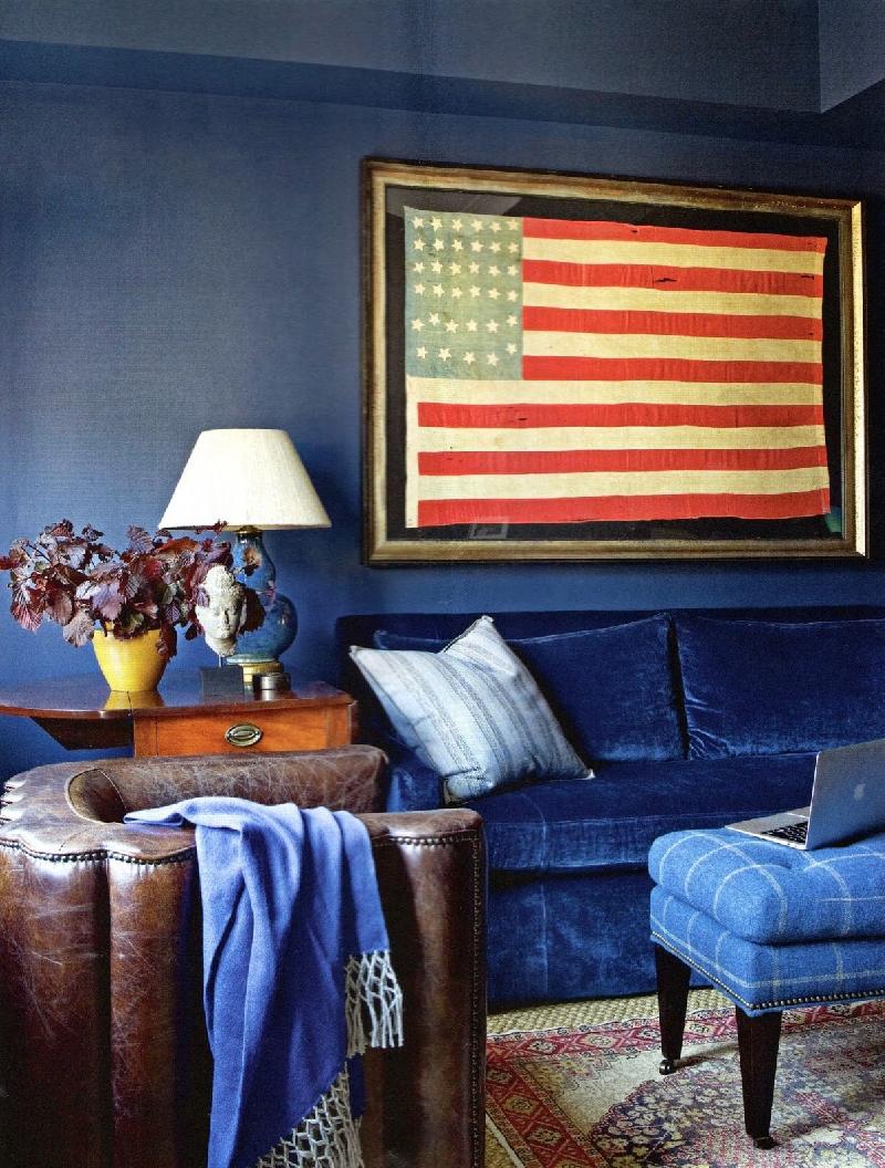Мебель и декор в американском стиле