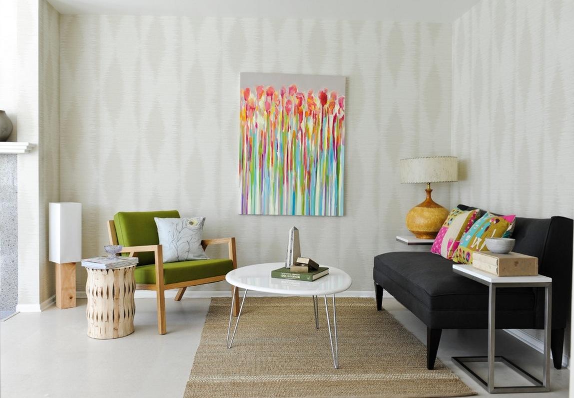 Легкий солнечный штрих для уюта помещения