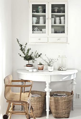 Декор интерьера в скандинавском стиле