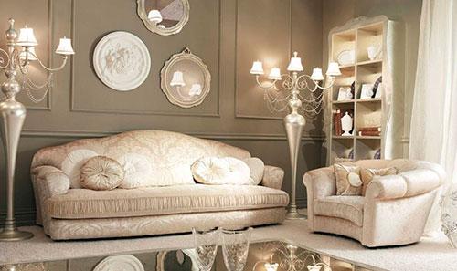 Декор классического стиля