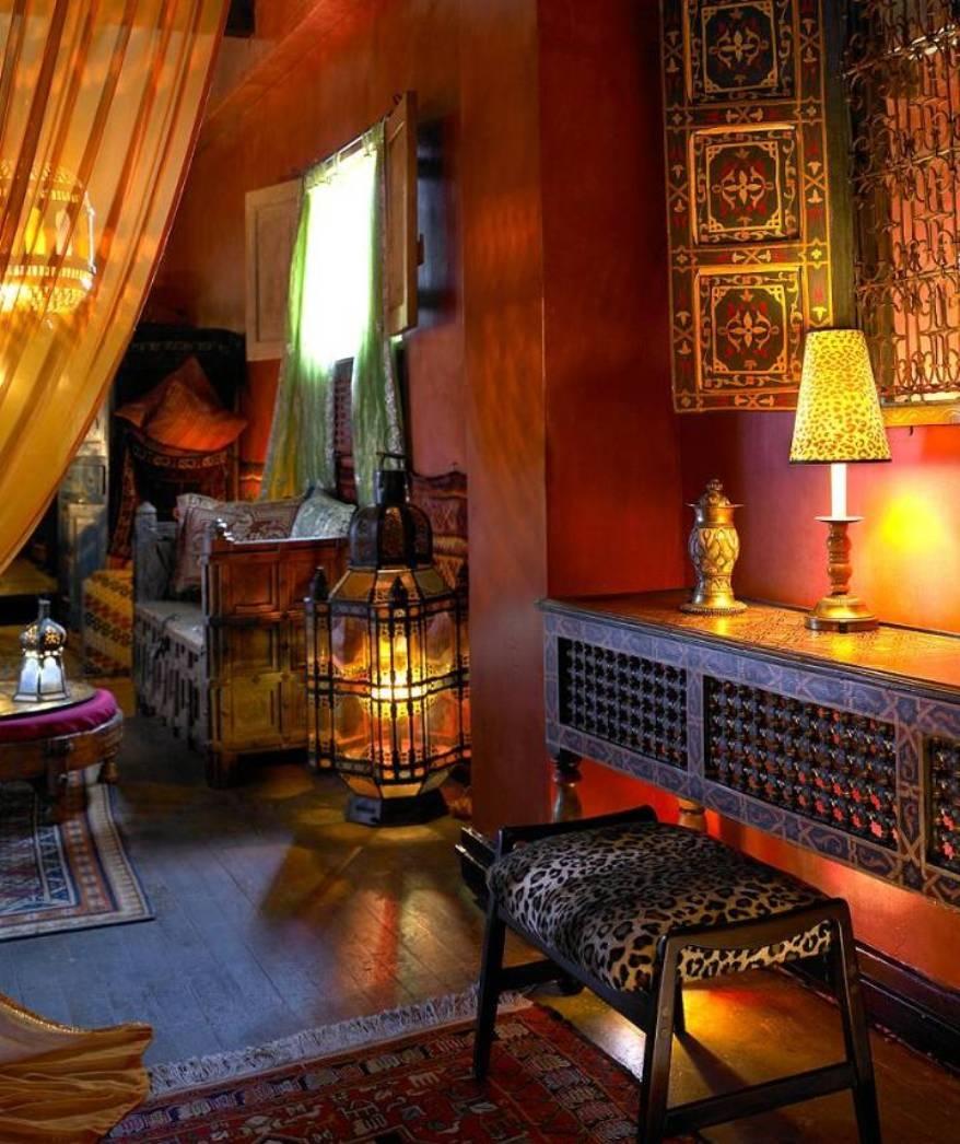 Другие помещения в марокканском стиле