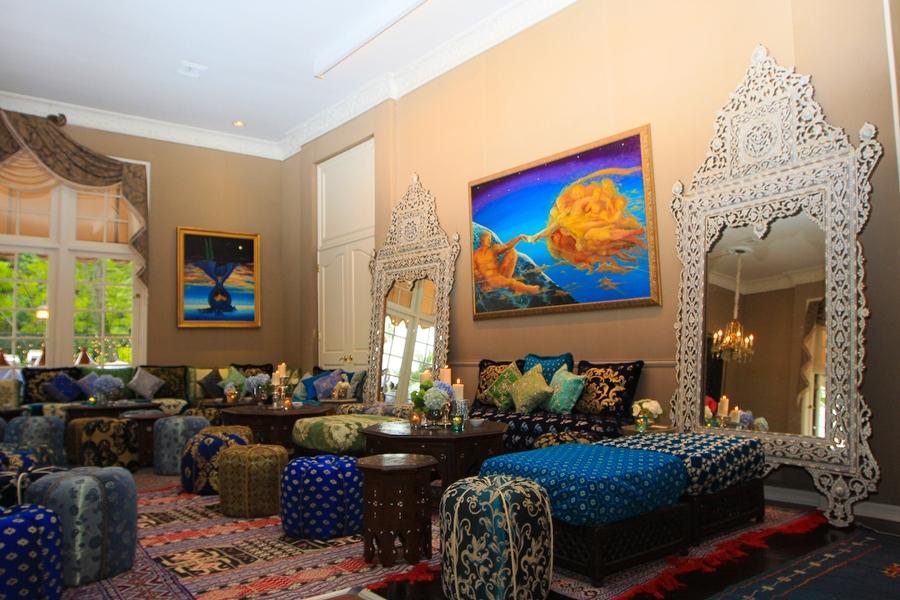 Как формировался марокканский стиль в интерьере