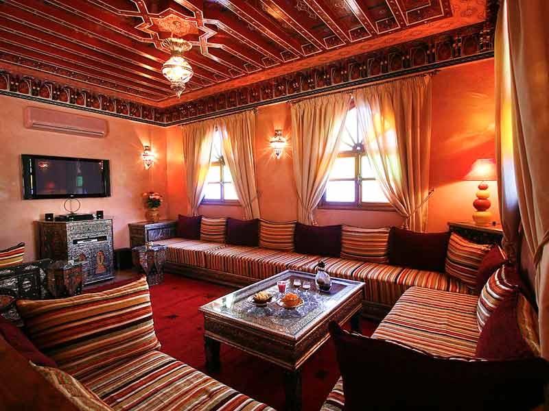 История марокканского стиля в интерьере