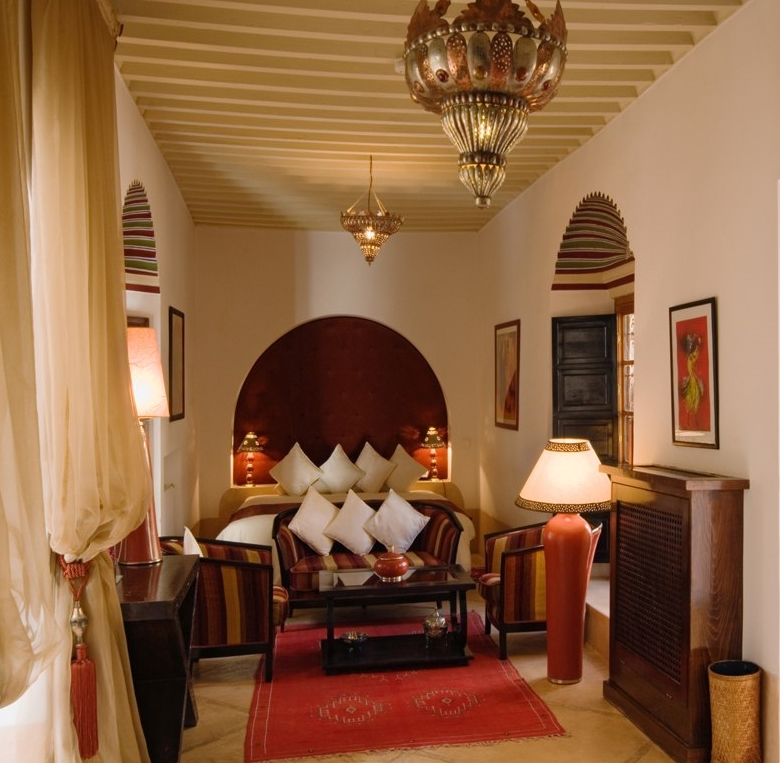 Отличительные черты современного марокканского стиля