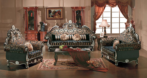 Подбор мебели классического стиля