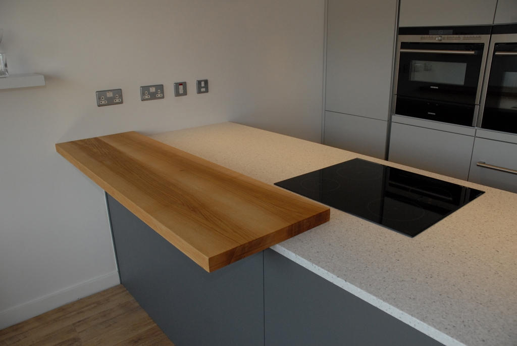 Кухонный гарнитур в стиле конструктивизм