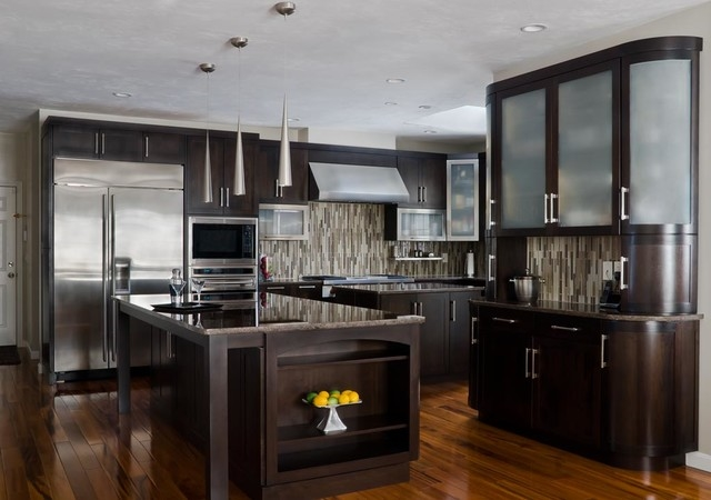 Оформление кухне в стиле конструктивизм