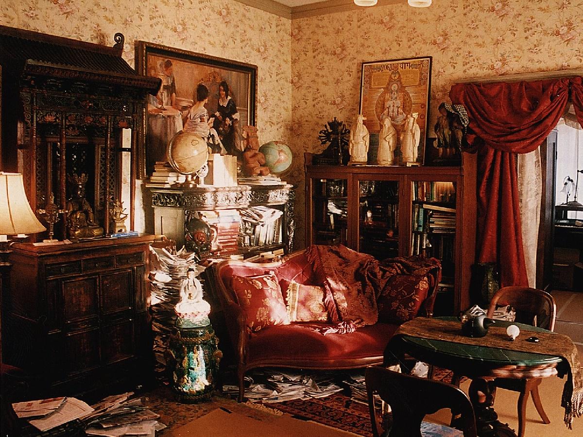 400c08dc7740d5 Викторианский стиль в интерьере