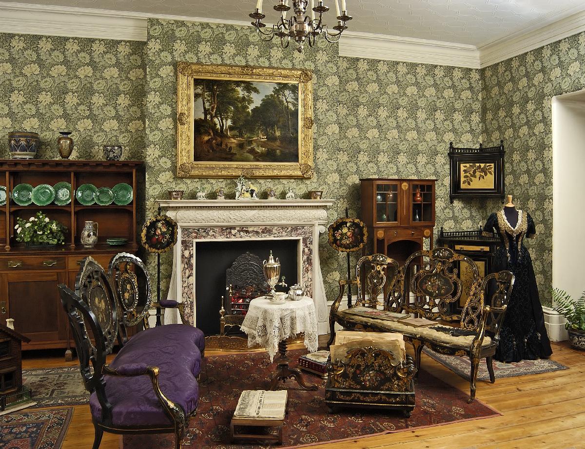 История развития викторианского стиля в интерьере