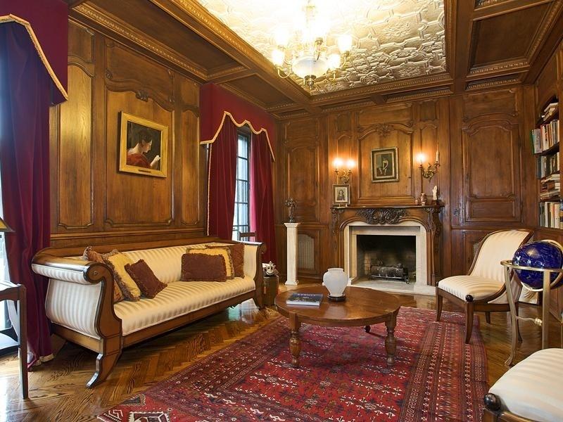 Как оформить комнату в викторианском стиле?