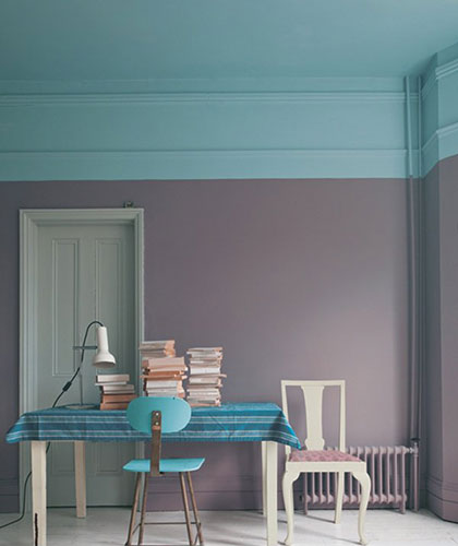 Бирюзовый цвет сочетание с другими цветами в интерьере фото