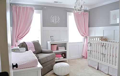 Серый и розовый сочетание цветов